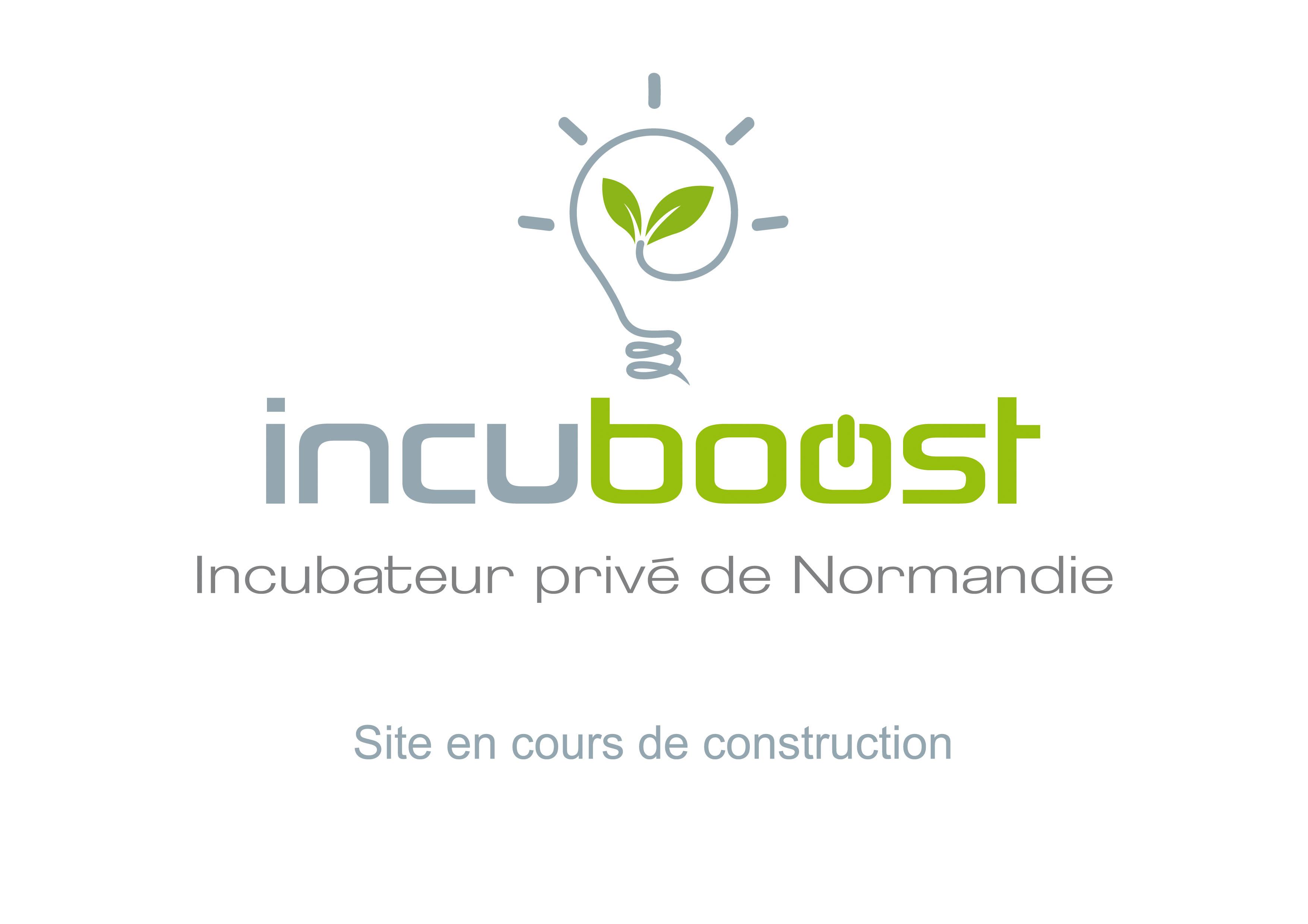 Incuboost Un site utilisant WordPress