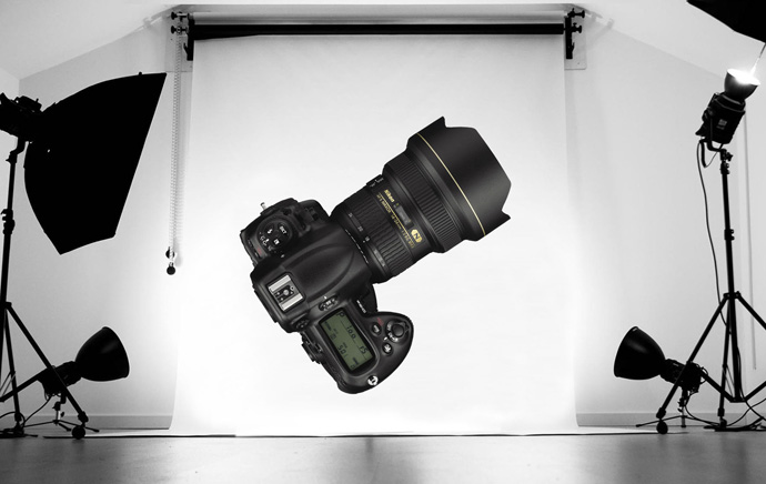 Incuboost met à votre disposition un studio photos/vidéos